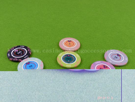 Factory Supply Casino Poker Chip On Sale 1