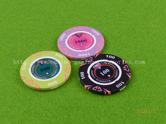 Factory Supply Casino Poker Chip On Sale 2