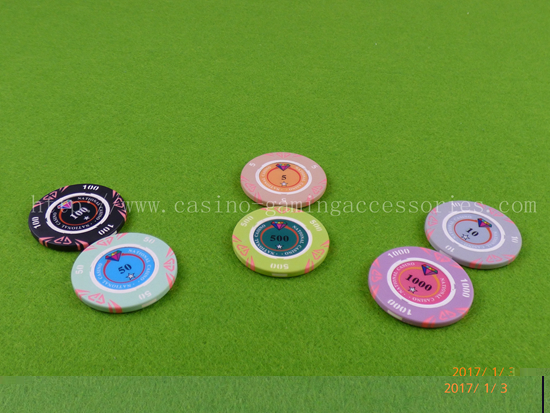 Factory Supply Casino Poker Chip On Sale 3
