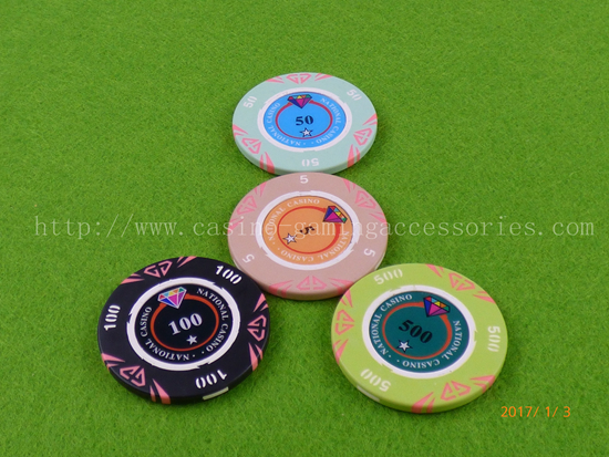 Factory Supply Casino Poker Chip On Sale 4