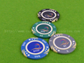 Clay Poker Chip 3