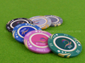 Clay Poker Chip 4