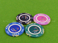 Clay Poker Chip 5
