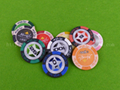 Clay Composite Poker Chip 3