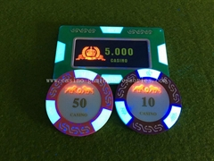 Clay Composite Poker Chip