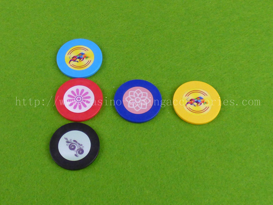 Home Play Poker Chip On Sale 14g Factory Price 3