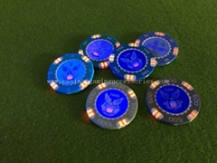 RFID ABS Poker Chip