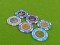 RFID ABS Poker Chip  3