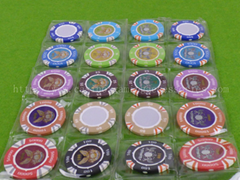 RFID Poker Chips For Casino