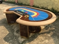 Casino Galaxy Poker Table 2