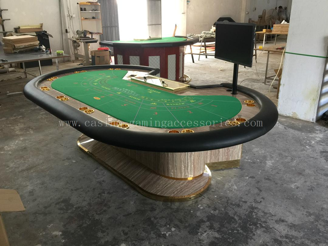 Casino Galaxy Poker Table 5