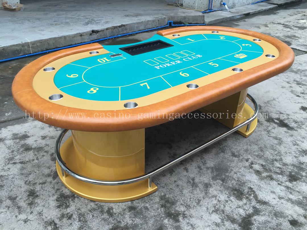 Texas Hold em Poker Table 5