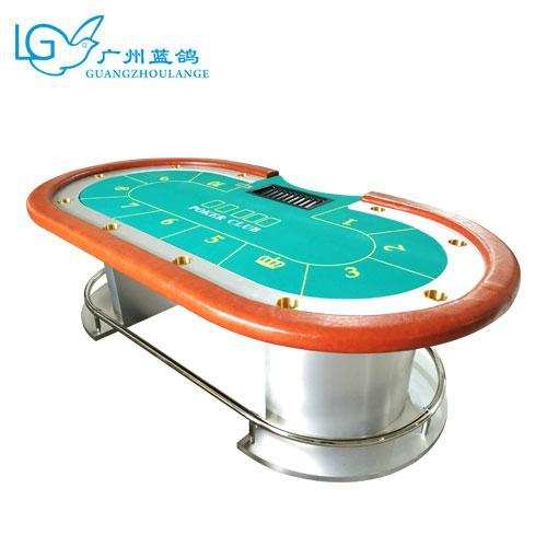 Texas Hold em Poker Table 1