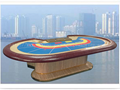 Casino Galaxy Poker Table