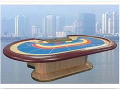 Casino Galaxy Poker Table