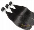 yaki wave human hair weft natural