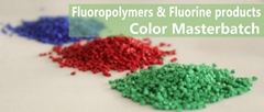 FEP color master batch