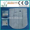 WC Paper Flushable Tissue Paper Toilet Seat Paper Cover 1