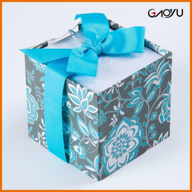Paper Cube Memo Pad 1