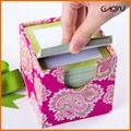 Paper Cube Memo Pad 4