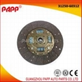 car clutch disc toyota parts for land