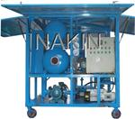 NAKIN ZYD double stages vacuum oil dehydrating machine