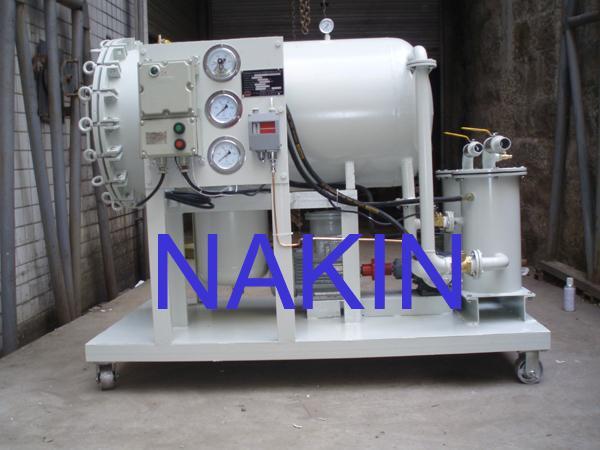 NAKIN TJ Coalescence & separation oil purifier 1