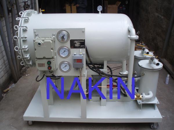 NAKIN TJ Coalescence & separation oil purifier 2