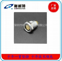 供應美容設備儀器金屬連接器