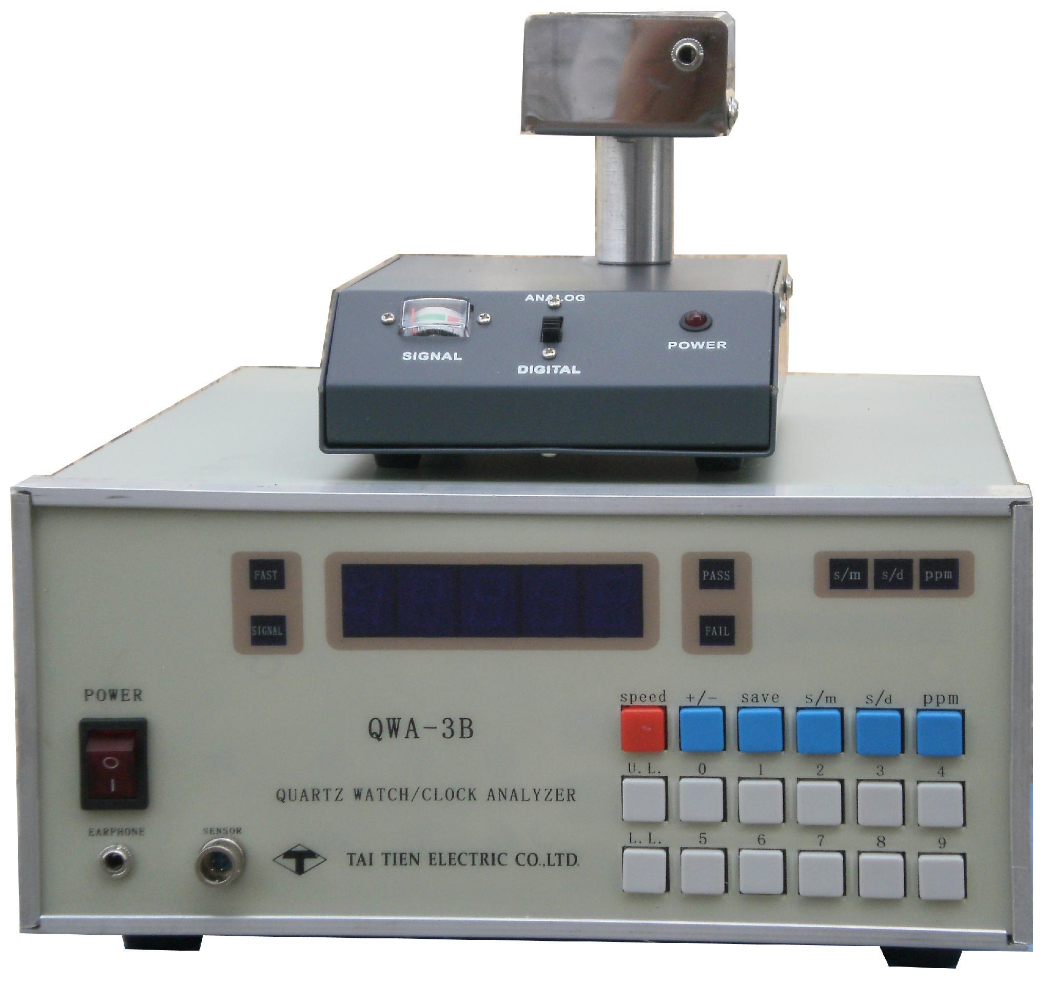 QWA-5A鐘錶成品測試儀 5