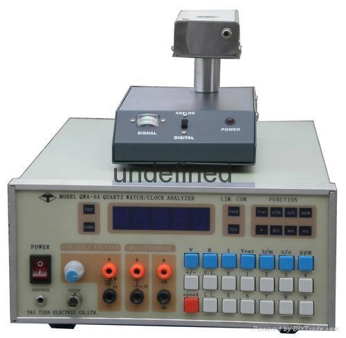 石英手表校表仪,石英校表仪QT-6000 3