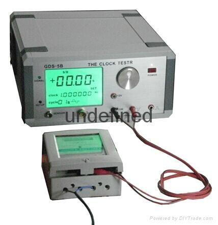 石英手表测试仪,智慧源原装石英钟表检测仪 2