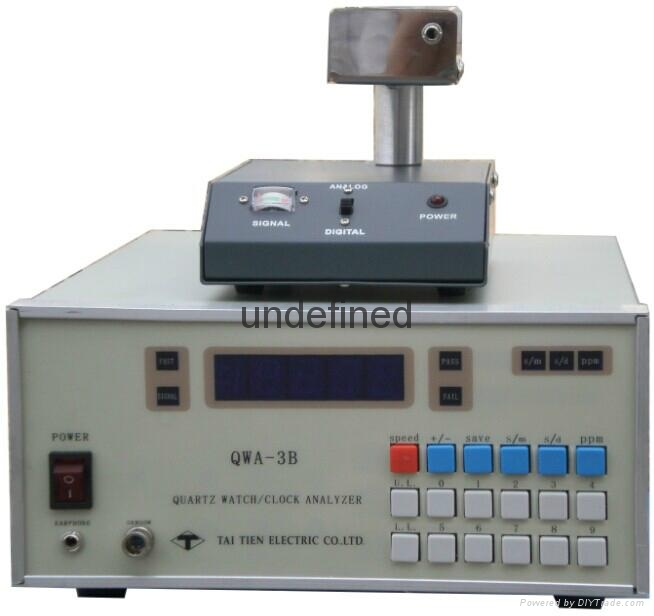 石英手表测试仪,智慧源原装石英钟表检测仪 3