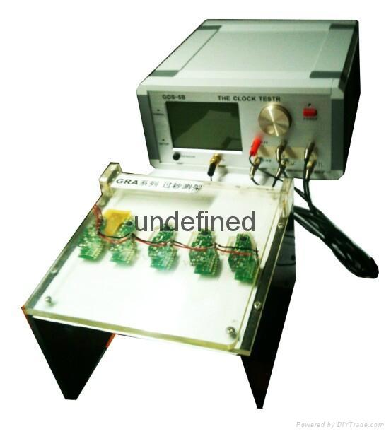 石英手表测试仪,智慧源原装石英钟表检测仪 4