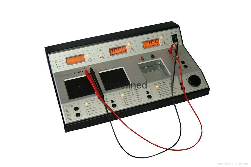 石英手表测试仪,智慧源原装石英钟表检测仪 5