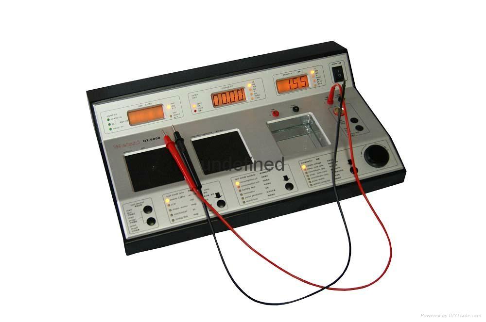 石英手表校表仪QT-6000,石英钟表校表仪 1