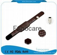 Fanocare tourmaline heat belt waist mat slimming belt nuga best similar