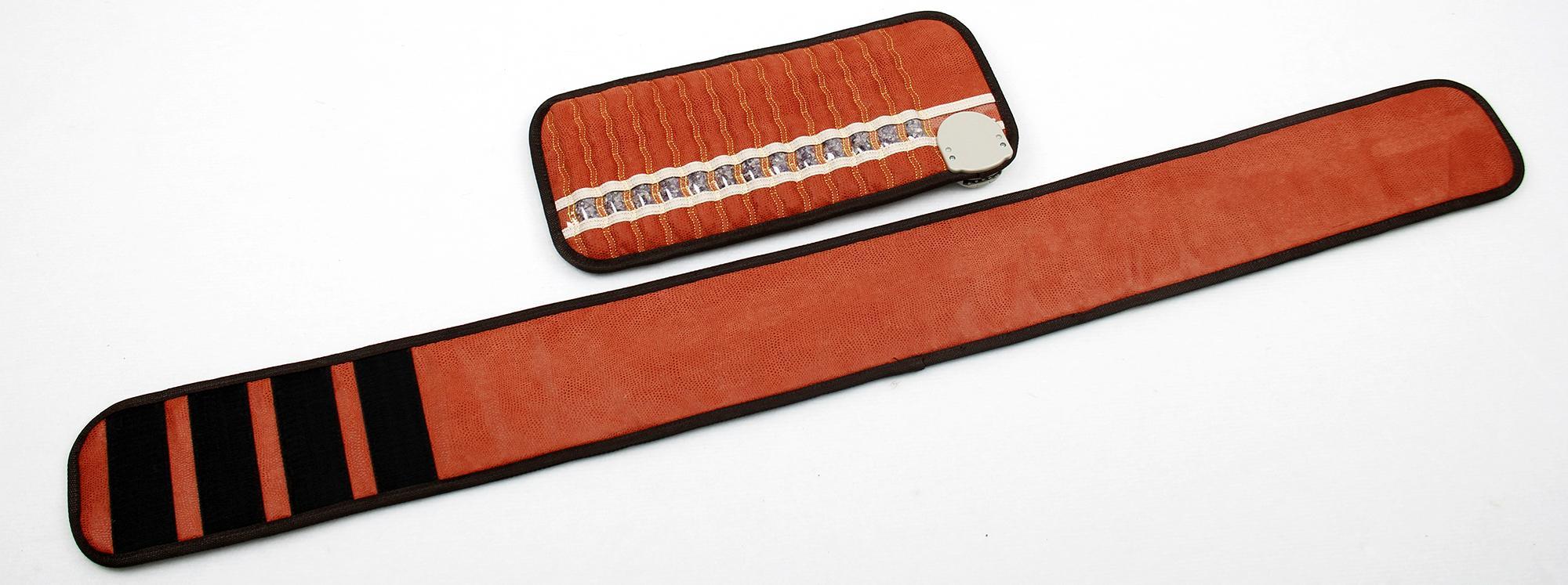 mats with bio controller rich infrared brown ereada products amethyst mat fir far pro