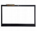 digitizer touch glass panel ORIGINAL for toshiba E45W-C TOUCH SCREEN WITH FRAME 3