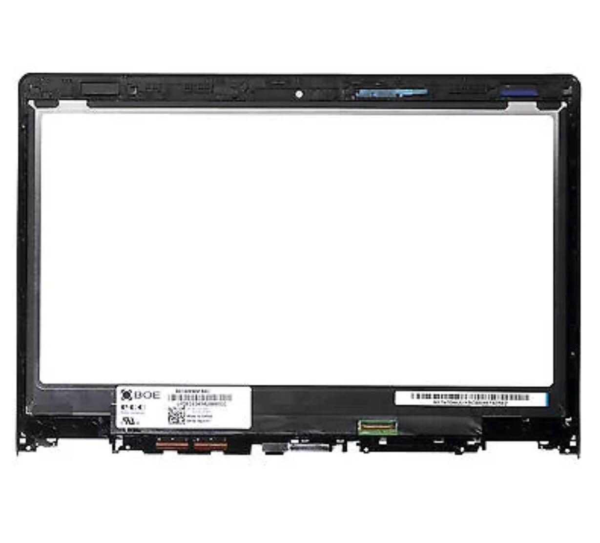 for lenovo yoga 3-14/700-14 assembly screen LED WITH TOUCH DIGITIZER PANEL  3