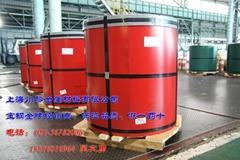 上海寶鋼彩鋼板代理商價格