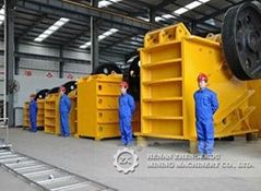 Jaw Crusher for Sale with the Best Quality