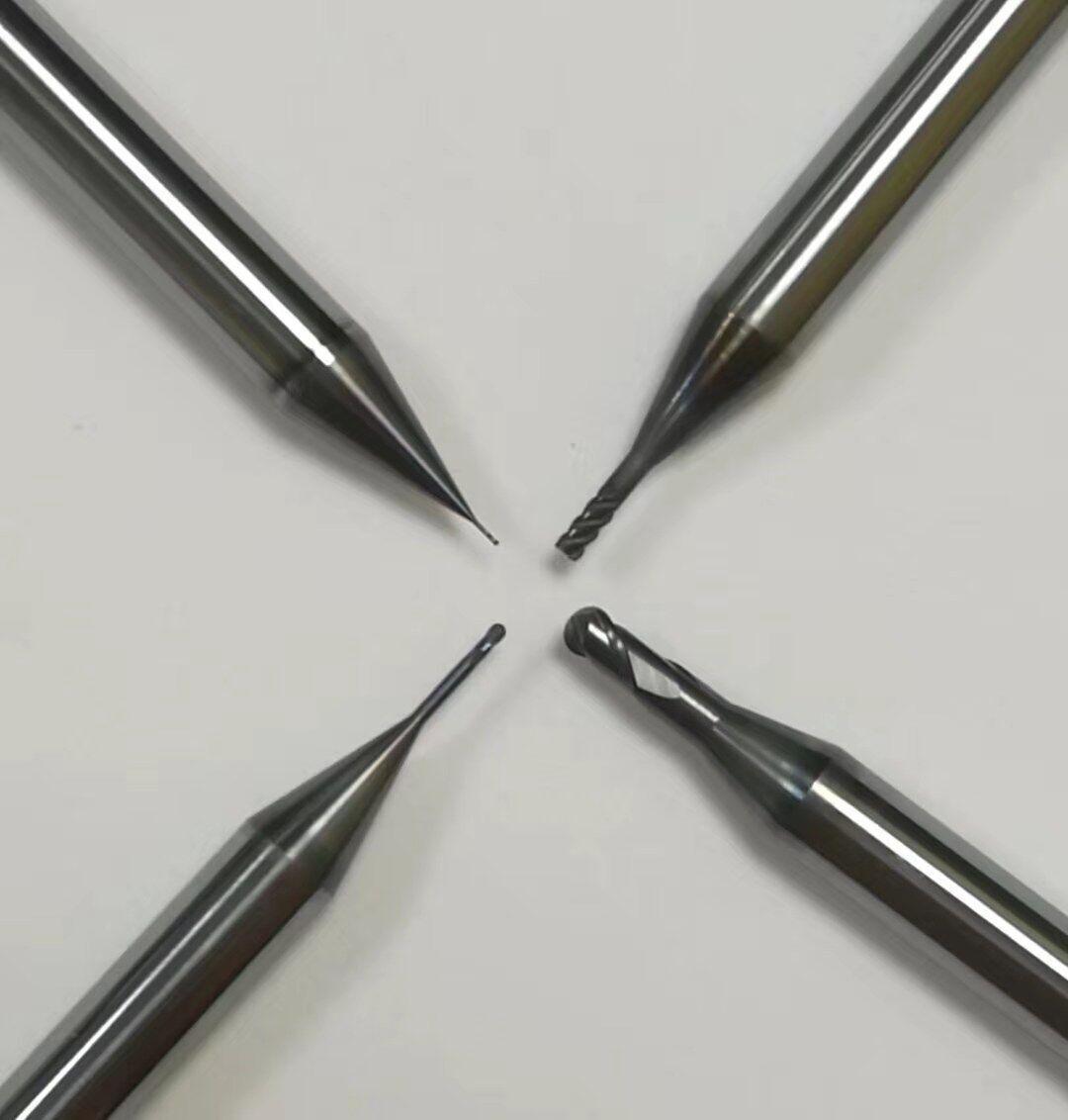 臺灣鎢鋼球銑刀 2