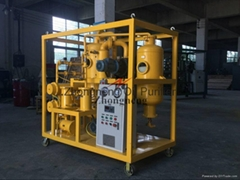 ZYD-30 Ultra-high Voltage Oil Treatment Equipment