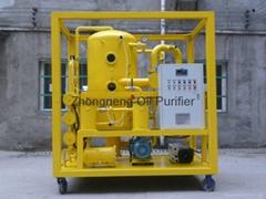 ZYD100超高壓真空油處理設備