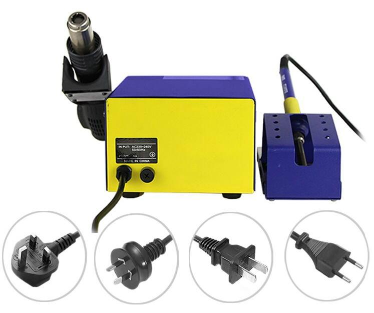 SMD Rework Soldering Station 852D Upgraded BK-601D For Heating BGA Digital Quick 2