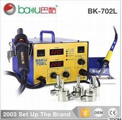 Baku BK-702L 2 in 1 professional BGA Digital display SMD Soldering Station With
