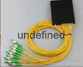 1分16分光器盒式 SC方头尾纤式光分路器 2
