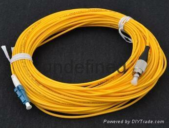 FC-SC单模光纤跳线 光纤尾纤 4