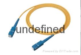 SC-UPC 光纤跳线 1